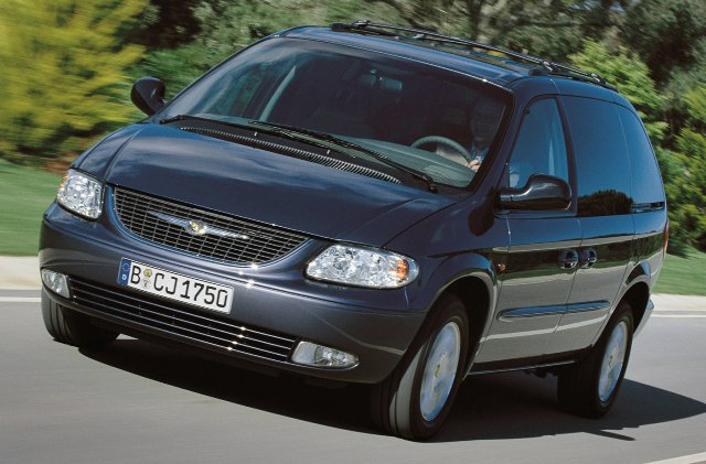 Минивэн Chrysler Grand Voyager